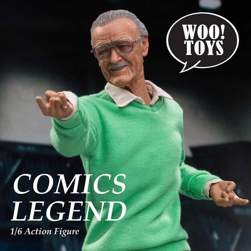 Comics Legend - 1/6 Scale Actionfigur
