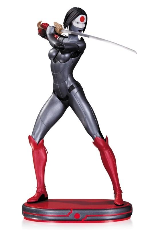 Katana - DC Comics Cover Girls - Resin Statue