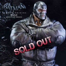 Bane Mercenary - Batman Arkham Origins - 1/3 Scale Statue