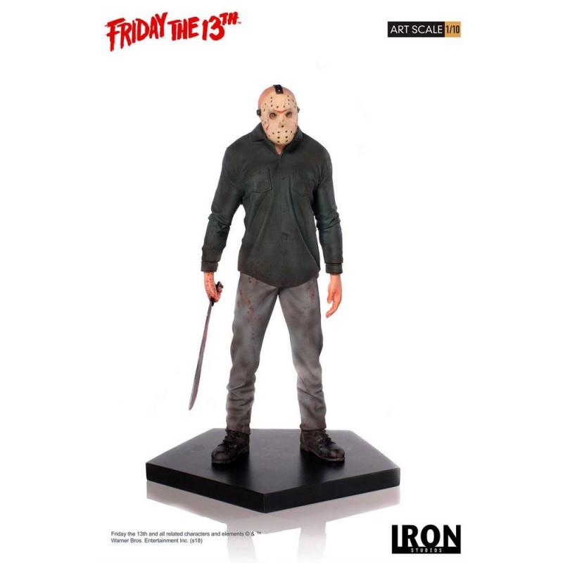 Jason - Freitag der 13. - 1/10 Scale Statue