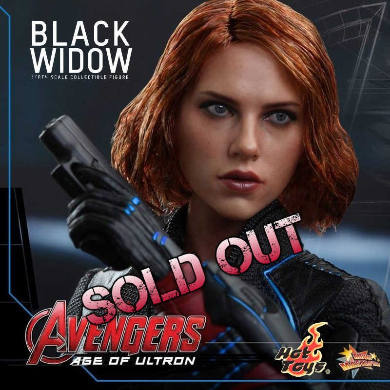 Black Widow - Age of Ultron - 1/6 Scale Figur
