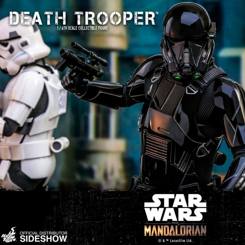 Death Trooper - Star Wars The Mandalorian - 1/6 Scale Figur