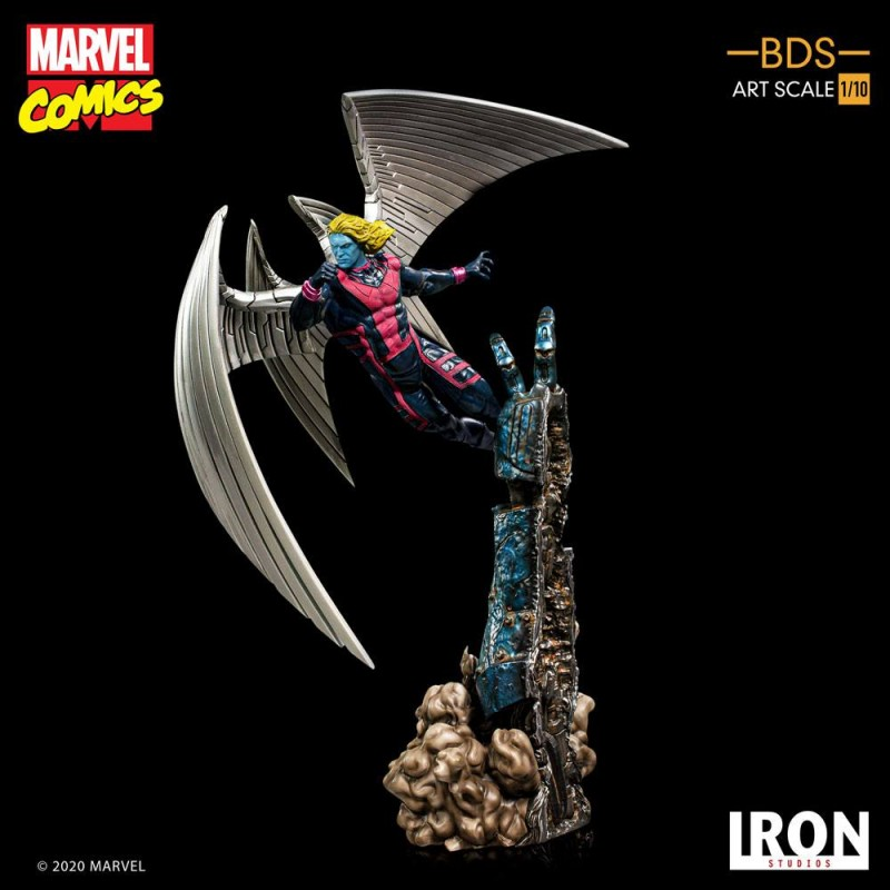 Archangel - Marvel Comics - 1/10 BDS Art Scale Statue