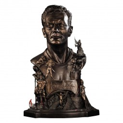 Frank Frazetta Tribute - Resin Büste
