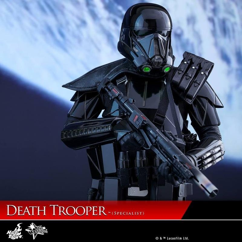 Death Trooper (Specialist) - Rogue One: A Star Wars Story - 1/6 Scale Figur