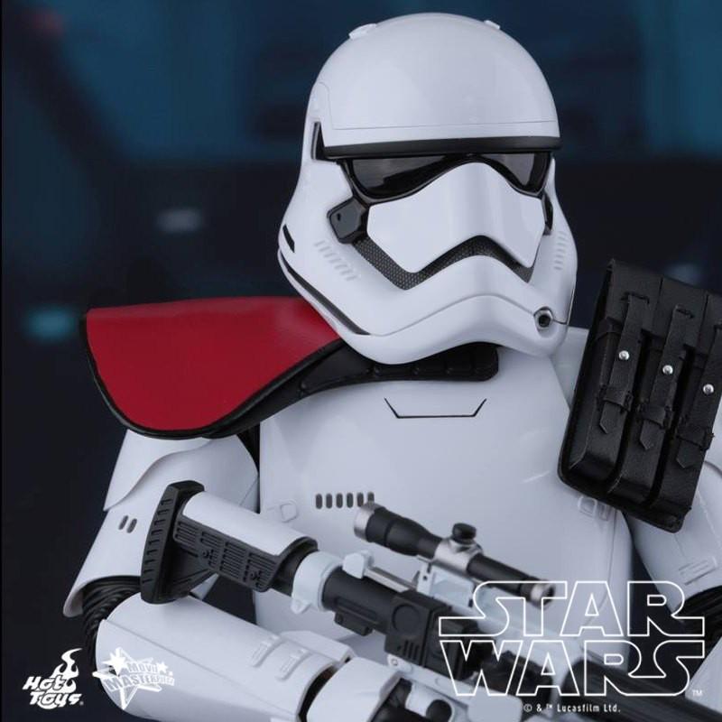 First Order Stormtrooper Officer - Star Wars - 1/6 Scale Figur