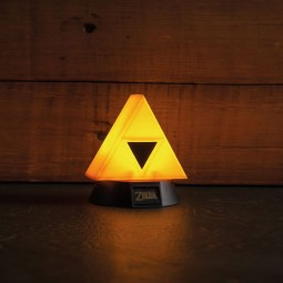 Triforce - Legend of Zelda - Lampe