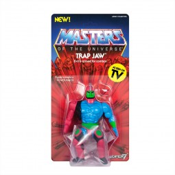 Trap Jaw - Masters of the Universe - Vintage Collection Actionfigur 14cm