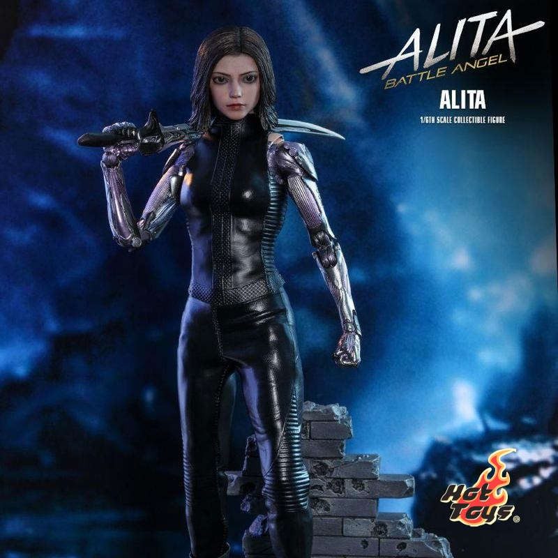 Alita - Alita: Battle Angel - 1/6 Scale Figur