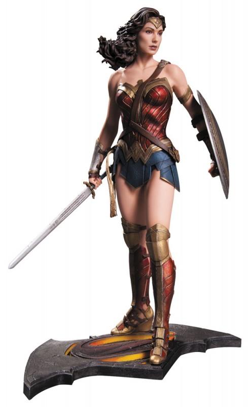Wonder Woman - Batman vs. Superman - Resin Statue