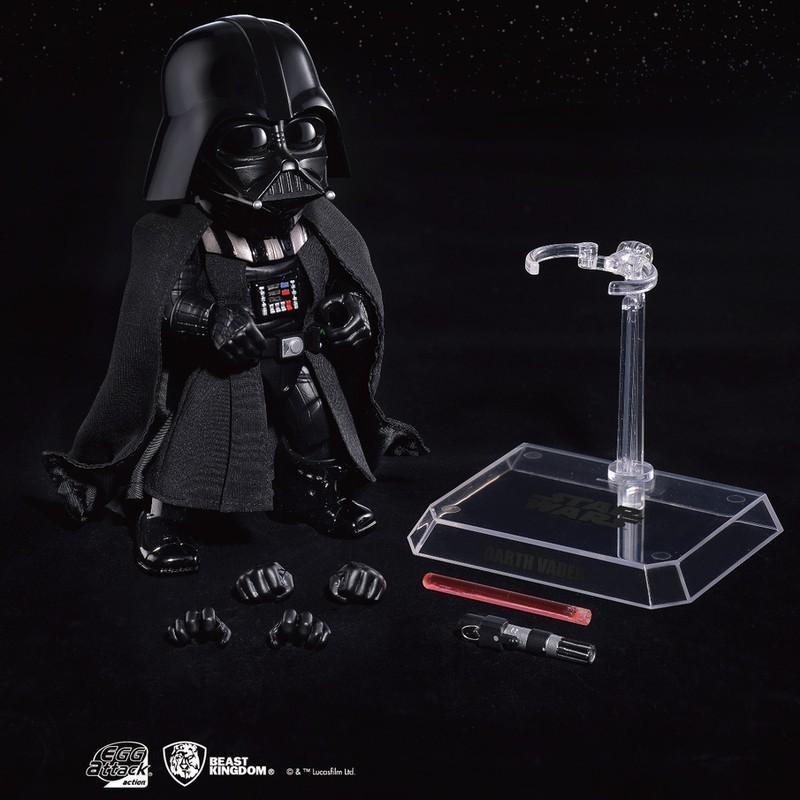 Darth Vader - Star Wars - Egg Attack Actionfigur