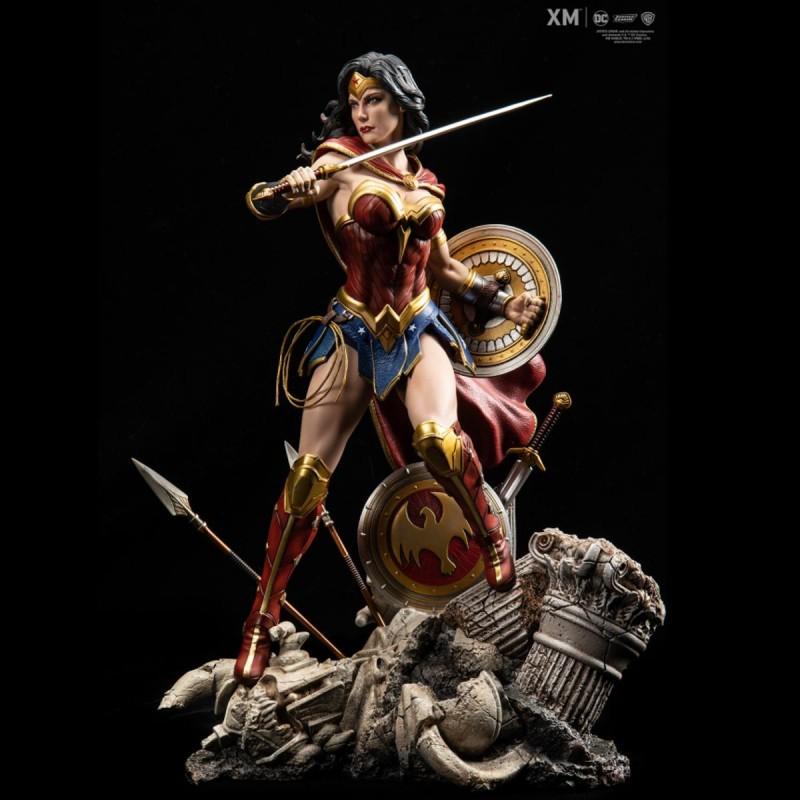 Wonder Woman - DC Comics - 1/6 Scale Premium Statue