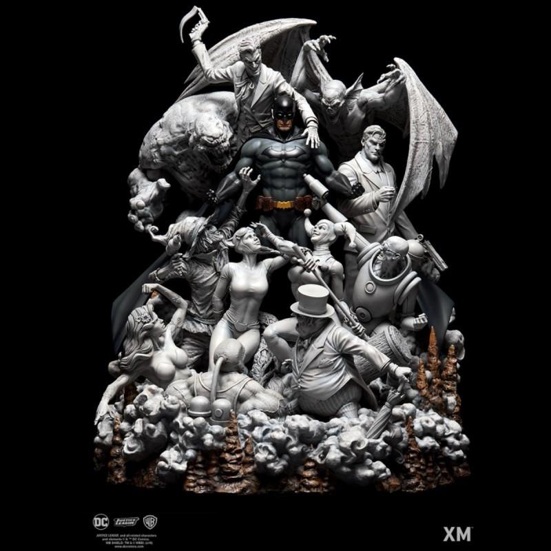 Batman Sanity (Smoke Version) - DC Comics - 1/6 Scale Premium Statue