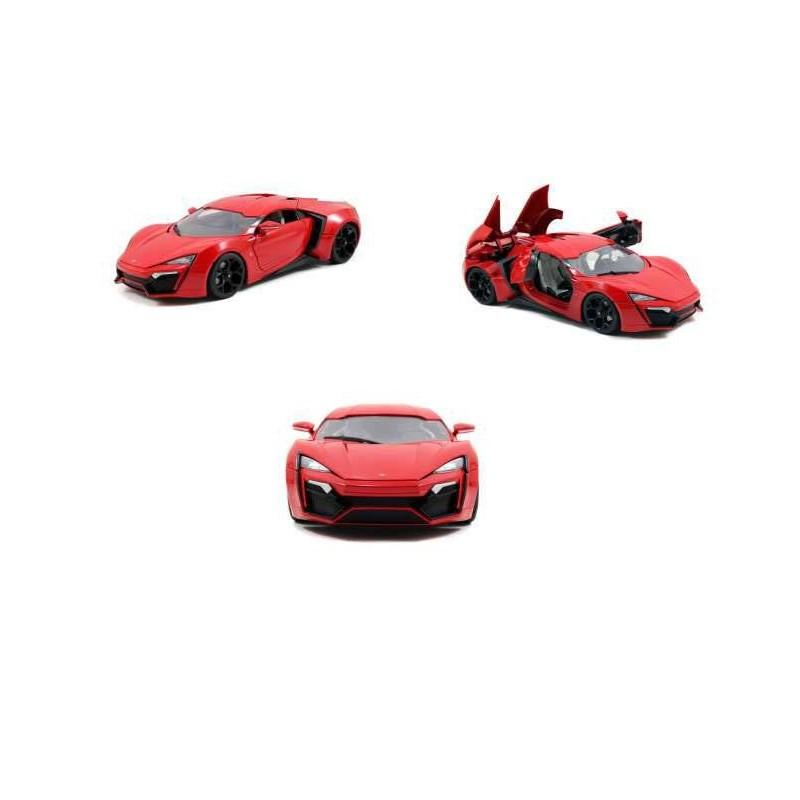 Lykan Hypersport - Fast & Furious 7 - Diecast Modell 1/18