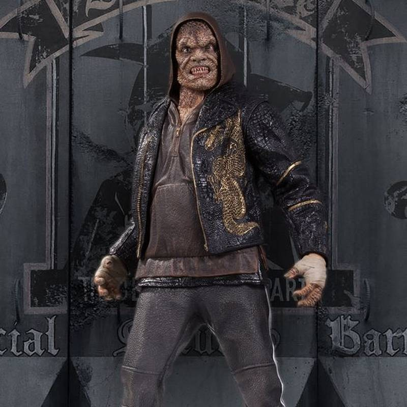 Killer Croc - Suicide Squad - Resin Statue