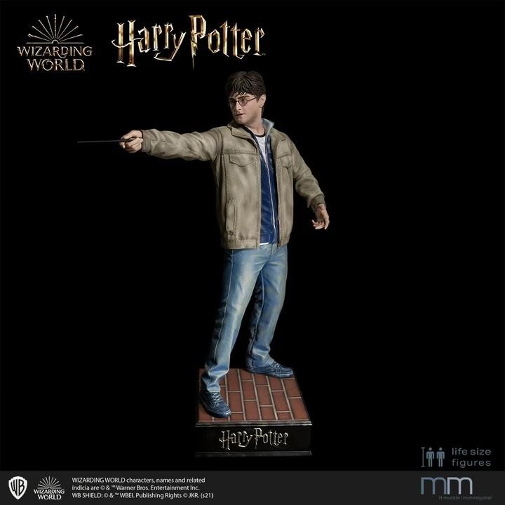 Harry Potter - Harry Potter und die Heiligtümer des Todes - Life-Size Statue