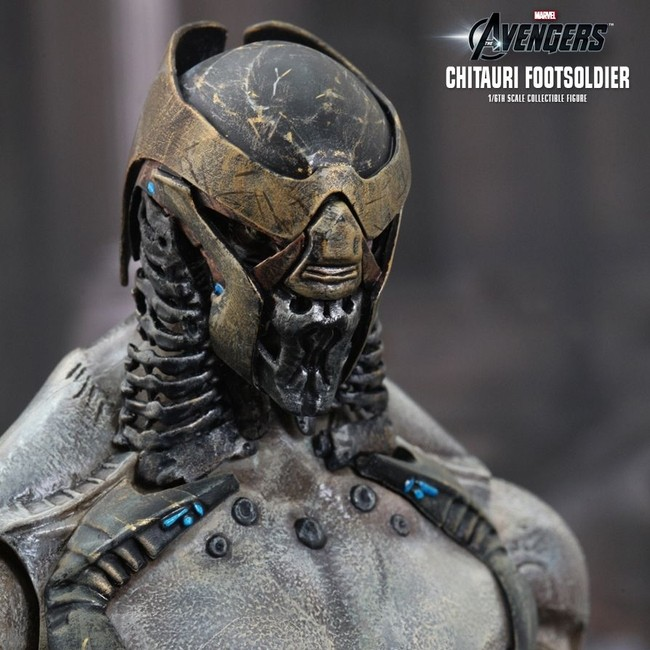 Chitauri Footsoldier - Avengers - 1/6 Scale Figur