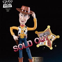 Woody - Toy Story 3 - Miracle Land Statue