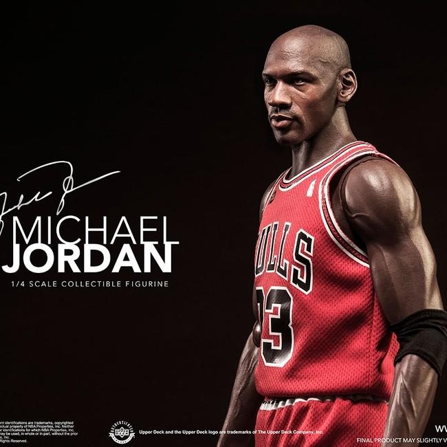 Michael Jordan - HD Masterpiece - 1/4 Scale Figur
