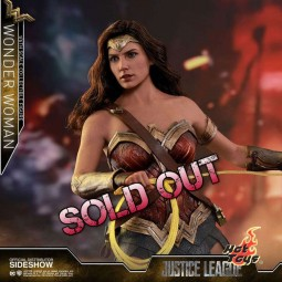 Wonder Woman - Justice League - 1/6 Scale Figur