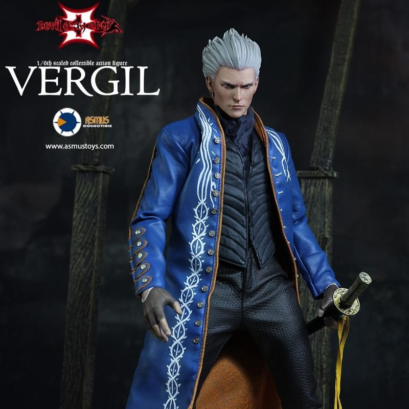 Vergil - Devil May Cry 3 - 1/6 Scale Actionfigur
