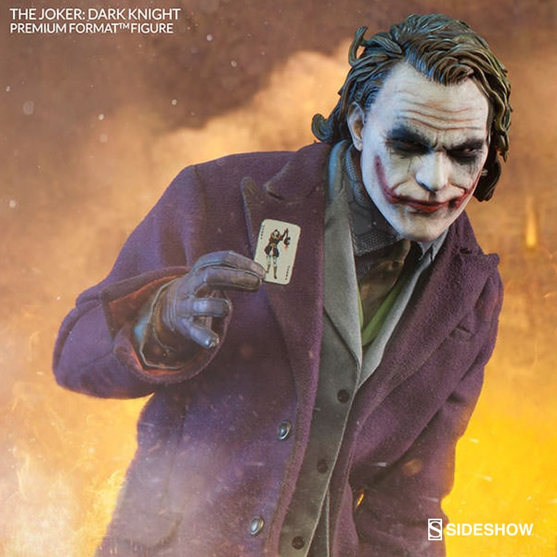 Joker - The Dark Knight - Premium Format Statue