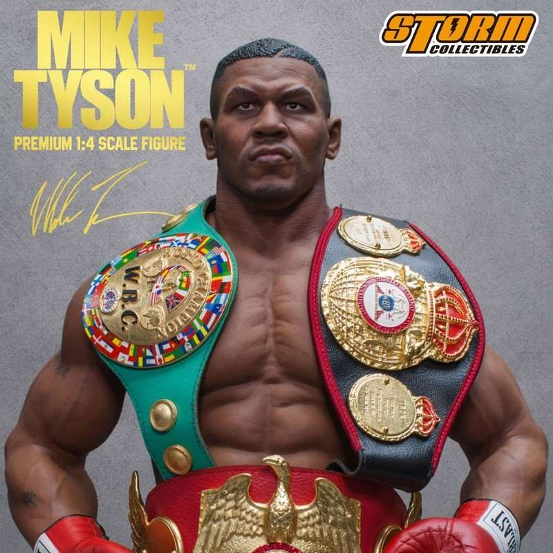 Mike Tyson - 1/4 Scale Statue