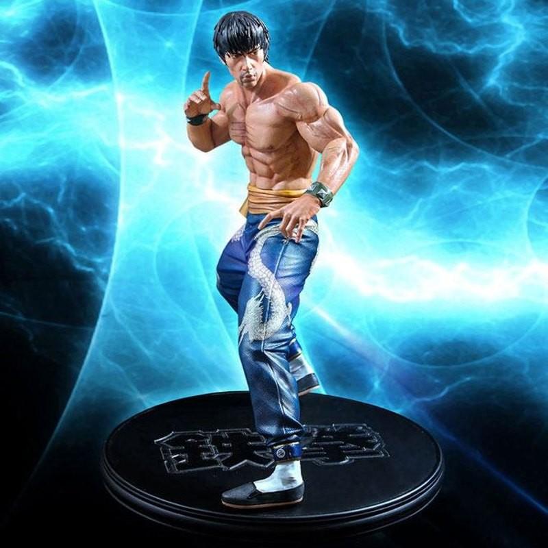 Marshall Law - Tekken 5 - Polystone Statue