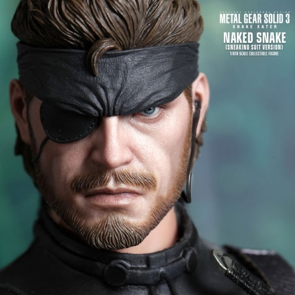 Naked Snake - Metal Gear - 1/6 Scale Figur