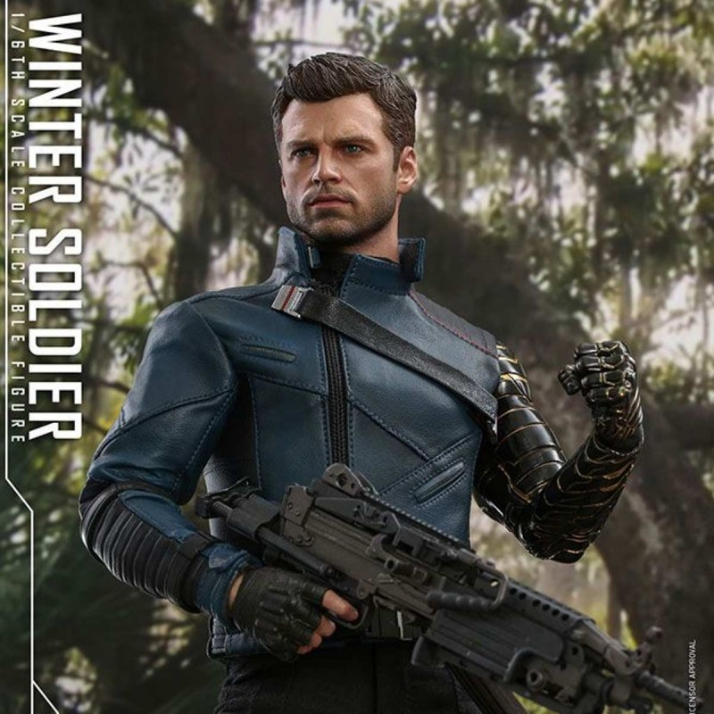 Winter Soldier - The Falcon and The Winter Soldier - 1/6 Scale Figur