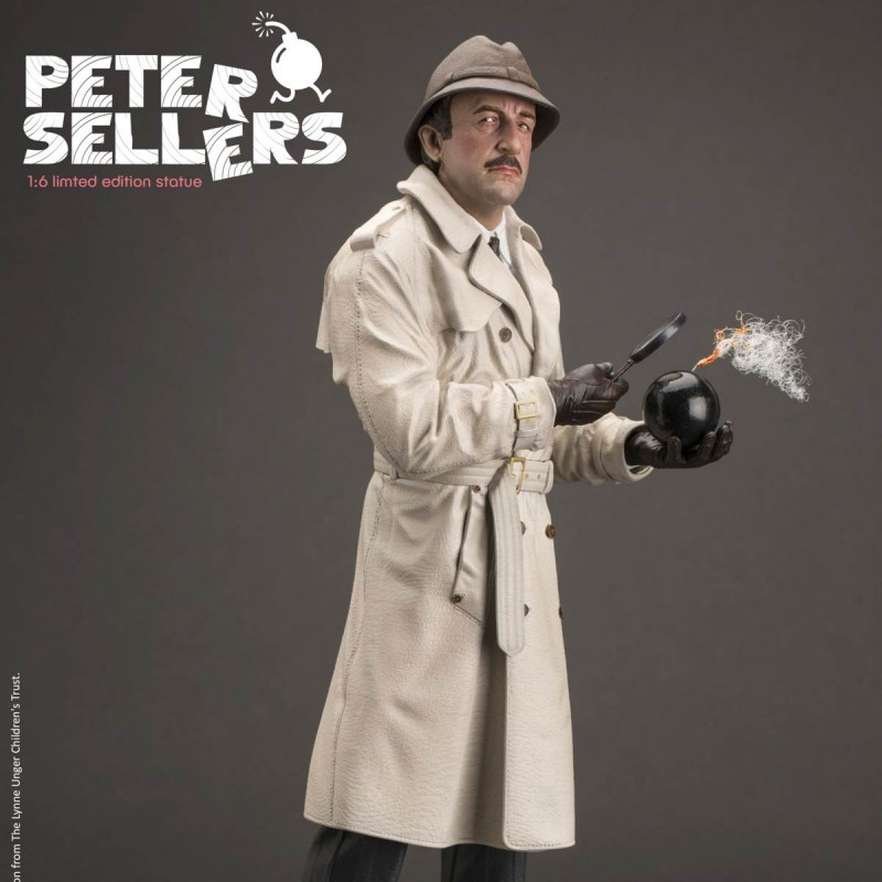 Peter Sellers - Old&Rare - 1/6 Scale Resin Statue 32cm