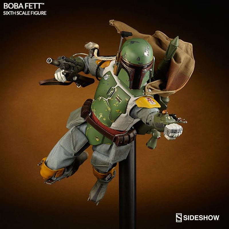 Boba Fett Ver. 2 - Star Wars - 1/6 Scale Figur