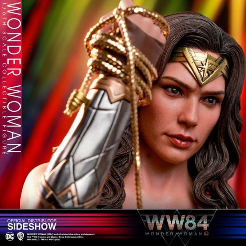 Wonder Woman - Wonder Woman 1984 - 1/6 Scale Figur