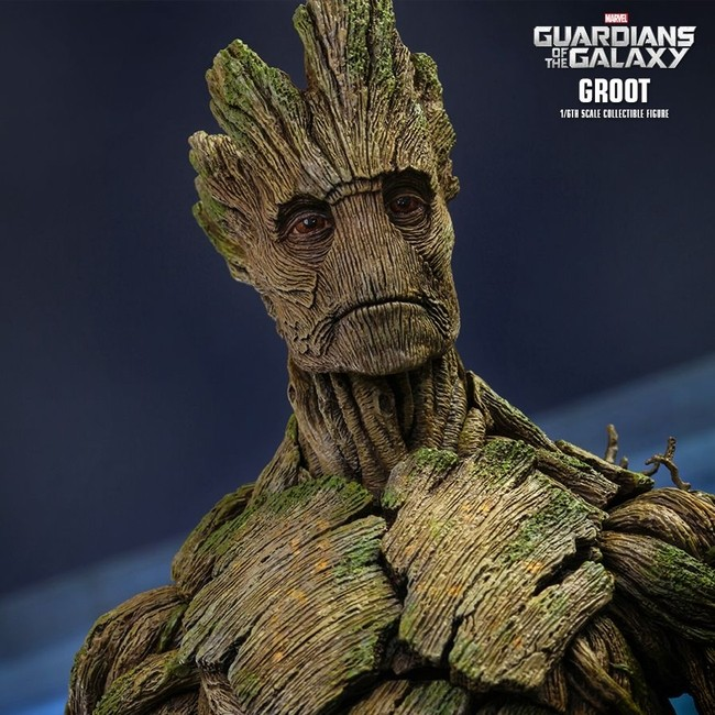 Groot - Guardians of the Galaxy - 1/6 Scale Figur