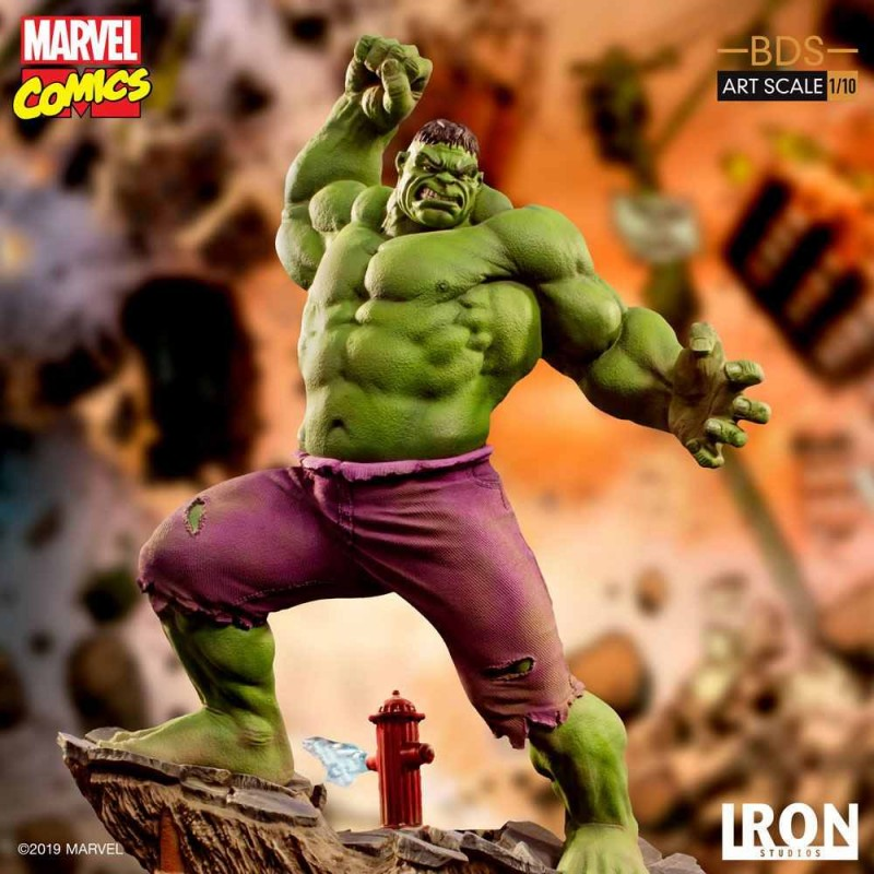 Hulk - Marvel Comics - BDS Art 1/10 Scale Statue