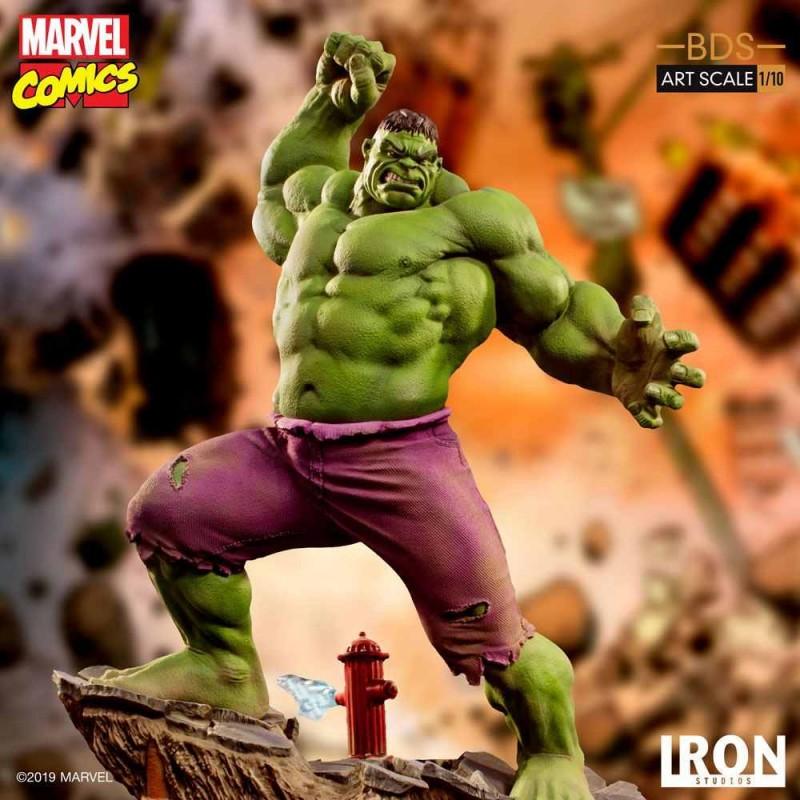 Hulk - Marvel Comics - BDS Art 1/10 Scale Statue