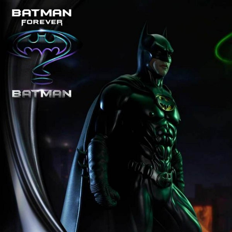 Batman - Batman Forever - 1/3 Scale Museum Masterline Statue