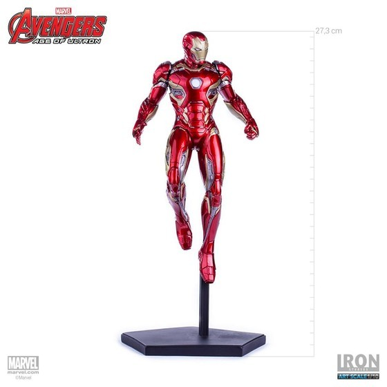 Iron Man Mark XLV - Avengers Age of Ultron - 1/10 Scale Statue