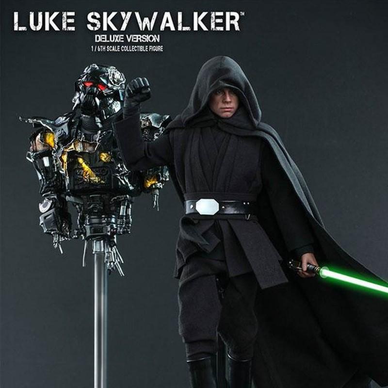 Luke Skywalker (Deluxe Version) - Star Wars The Mandalorian - 1/6 Scale Figur