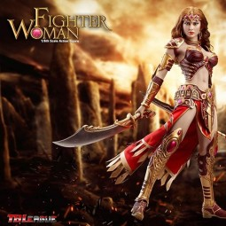 Fighter Woman - 1/6 Scale Actionfigur