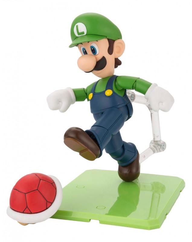 Luigi - Super Mario Bros. - S.H. Figuarts