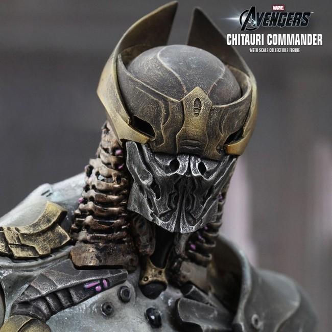 Chitauri Commander - Avengers - 1/6 Scale Figur