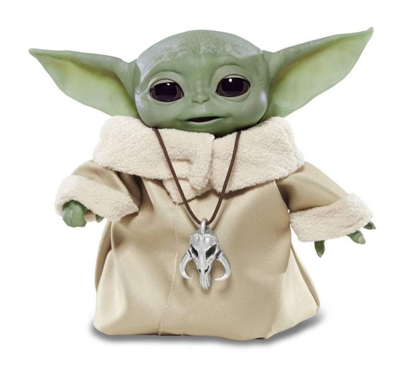 The Child Animatronic Edition - Star Wars The Mandalorian - Elektronische Figur