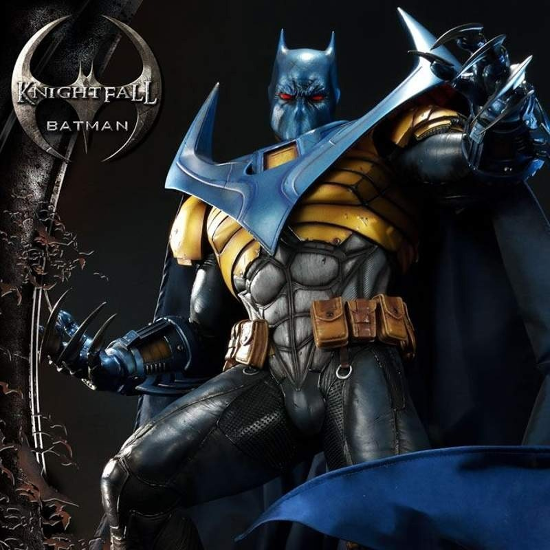 Knightfall Batman - DC Comics - 1/3 Scale Museum Masterline Statue