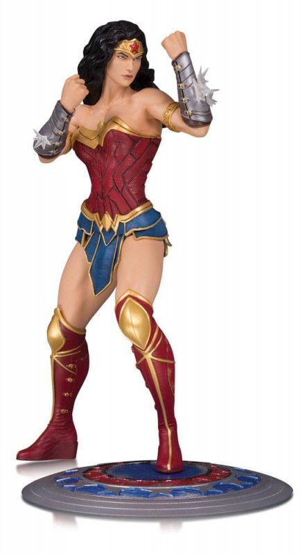 Wonder Woman - DC Core PVC Statue
