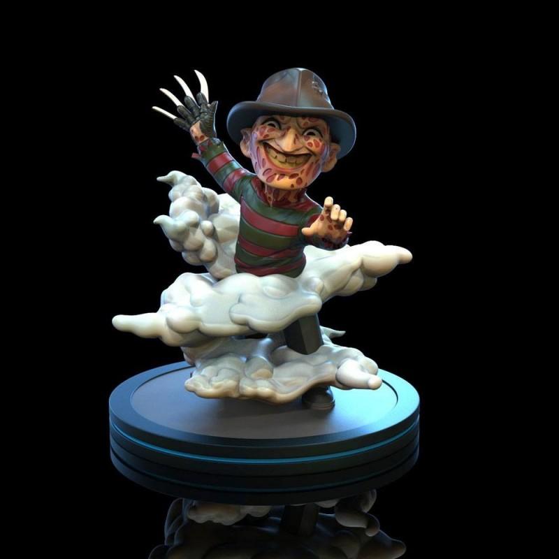 Freddy Krueger - Nightmare on Elm Street - Q-Figur 10cm