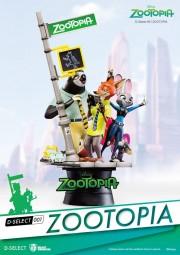 Zoomania - D-Select PVC Diorama 16 cm