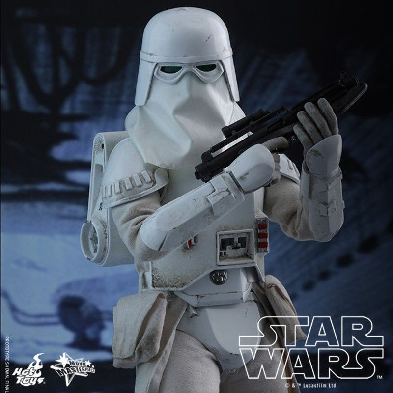 Snowtrooper - Star Wars - 1/6 Scale Figur