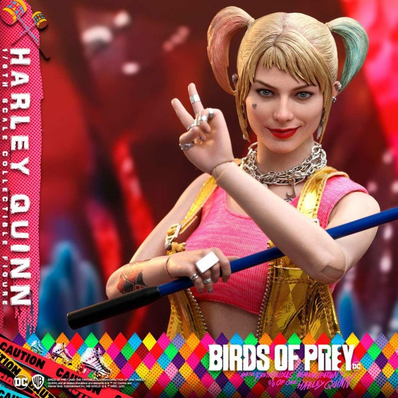 Harley Quinn - Birds of Prey - 1/6 Scale Figur