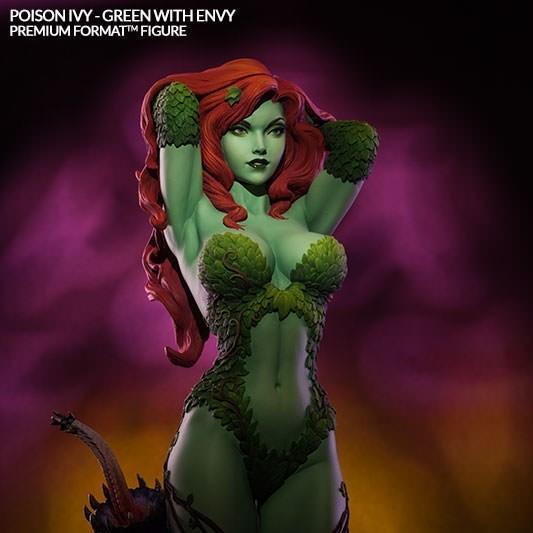 Poison Ivy - Premium Format Statue